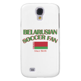 cool BELARUSIAN soccer fan DESIGNS Galaxy S4 Cover