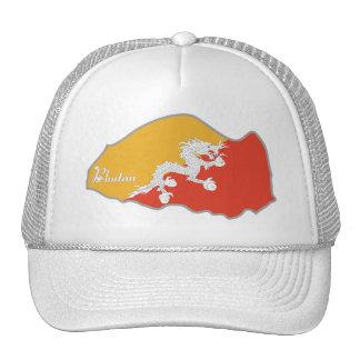 Cool Bhutan Trucker Hat