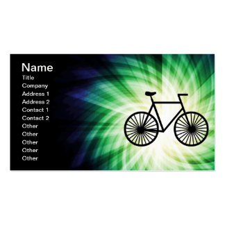 Cool Bicycle Business Card