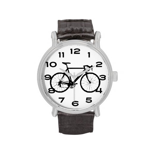 Cool Bicycle Wristwatch