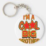 Cool Big Brother Key Chain