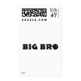 Cool Big Brother Shirt - Bowling Theme Postage