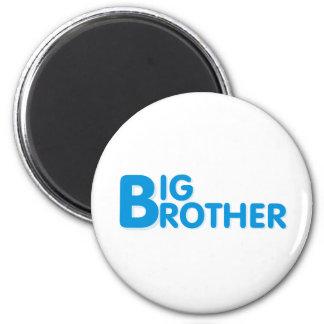 Cool Big Brother Shirt Fridge Magnet