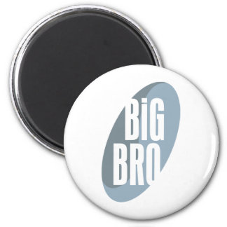 Cool Big Brother Shirt Fridge Magnets