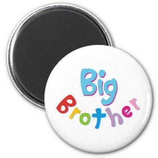 Cool Big Brother Shirt Magnets