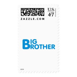 Cool Big Brother Shirt Postage