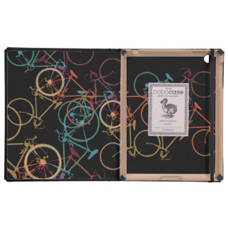 cool bikes design cover for iPad
