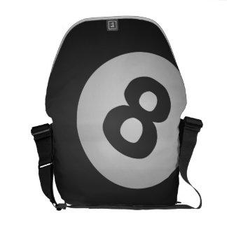 Cool Billiard Messenger Bag