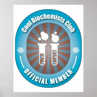 Cool Biochemists Club Poster