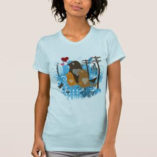 Cool Birds Artwork T-shirts