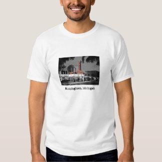 Cool Birmingham MI T-Shirt
