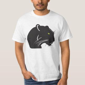 Cool Black Panther Head Art t-shirt
