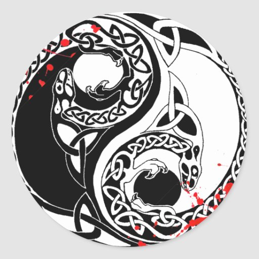 Yin Yang Dragon Tattoos Shop Sales Pictures
