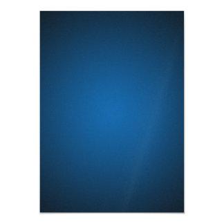Cool Blue-Black Grainy Vignette Magnetic Card