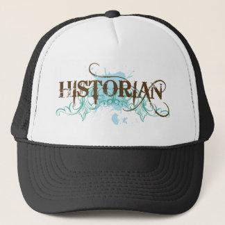 Cool Blue Historian Cap