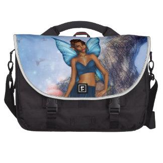 Cool Blue Computer Bag
