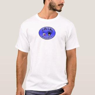 """Cool Blue Logo"" by ""Life Like Stuff"" T-Shirt"