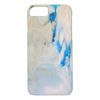 Cool Blue Marble iPhone 7 Case