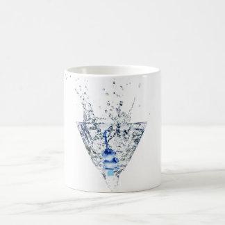 Cool Blue Martini Coffee Mug