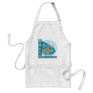 Cool Blue Rally Obedience Aprons