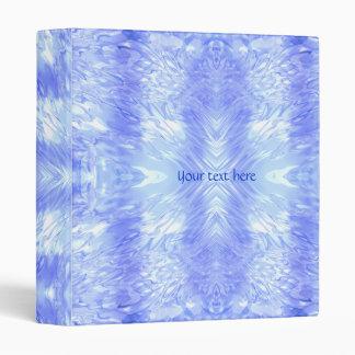 Cool Blue Water Binder