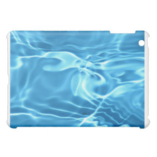 Cool Blue Water Case For The iPad Mini