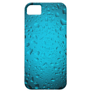Cool blue water drops iPhone 5 case iPhone 5 Covers