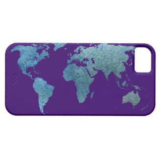 Cool Blue World iPhone SE/5/5s Case
