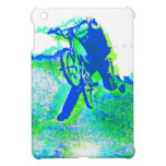 Cool BMX Freestyle Bicycle Stunt Pop Art iPad Mini Cover