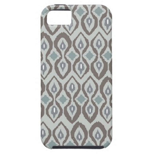 cool boardwalk ikat iPhone 5 covers