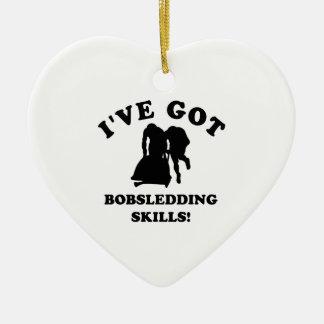 cool bobskedding designs ceramic ornament