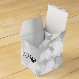 Cool Body Building Favor Box