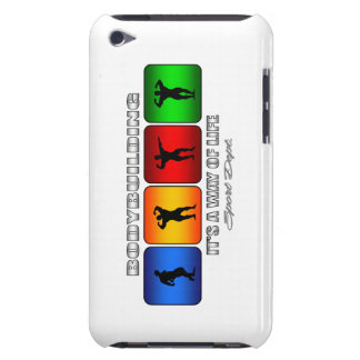 Cool Bodybuilding It Is A Way Of Life iPod Case-Mate Case