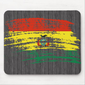 Cool Bolivian flag design Mouse Pad