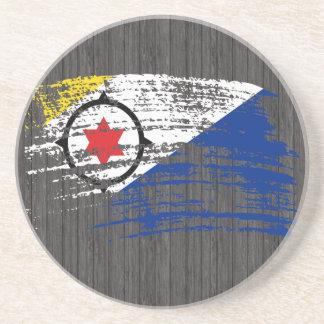 Cool Bonaire flag design Coaster