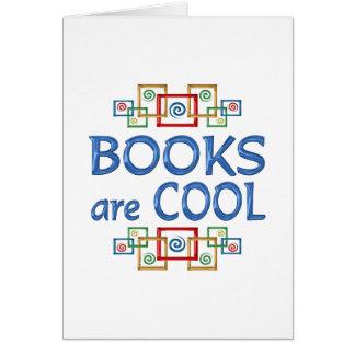 Cool Books Card
