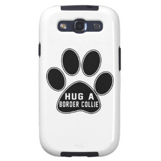 Cool Border Collie Designs Galaxy S3 Cover