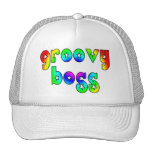 Cool Bosses Office Christmas Parties : Groovy Boss Mesh Hats