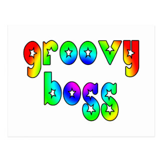 Cool Bosses Office Christmas Parties : Groovy Boss Post Cards