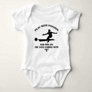 cool bowling design t shirt