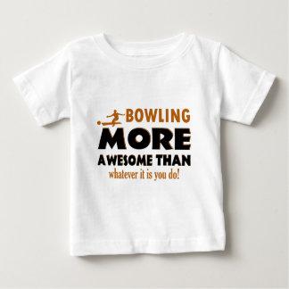 Cool Bowling designs Infant T-shirt