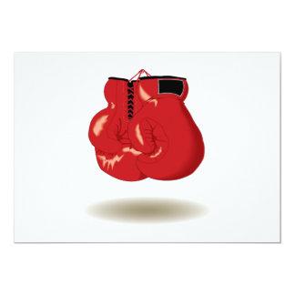 Cool Boxing Emblem Card