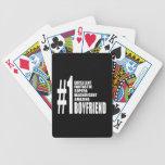 Cool Boyfriends : Number One Boyfriend Card Deck