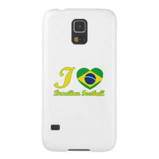 cool Brazilian Football fan DESIGNS Case For Galaxy S5