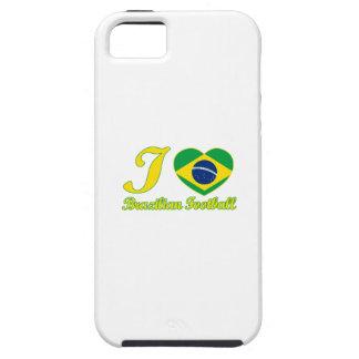 cool Brazilian Football fan DESIGNS iPhone SE/5/5s Case
