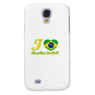 cool Brazilian Football fan DESIGNS Samsung Galaxy S4 Case