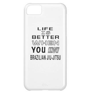 Cool Brazilian Jiu-Jitsu Designs iPhone 5C Cover
