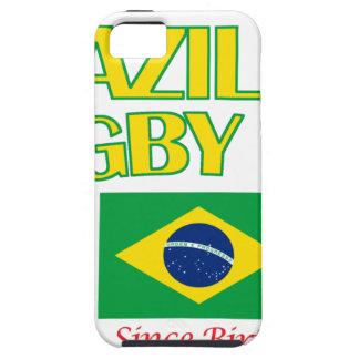cool Brazilian rugby fan DESIGNS iPhone SE/5/5s Case