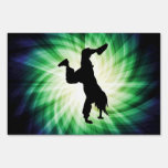 Cool Breakdancer Lawn Signs
