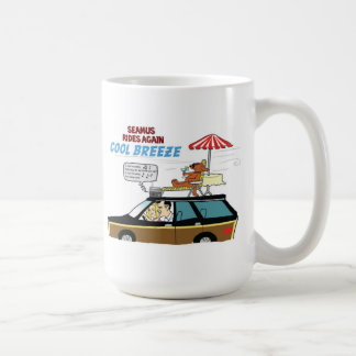 Cool Breeze - Seamus Coffee Mug